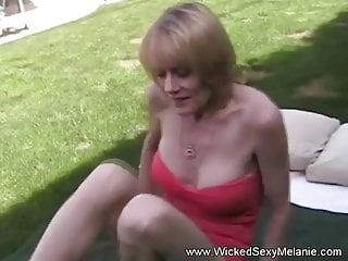 Granny swingers fuck - Gilf interview turns into fucking