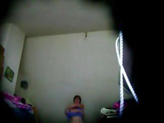 Bikini clip - Shes not bikini material hidden cam clip