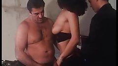 Hairy Italians have anal fun