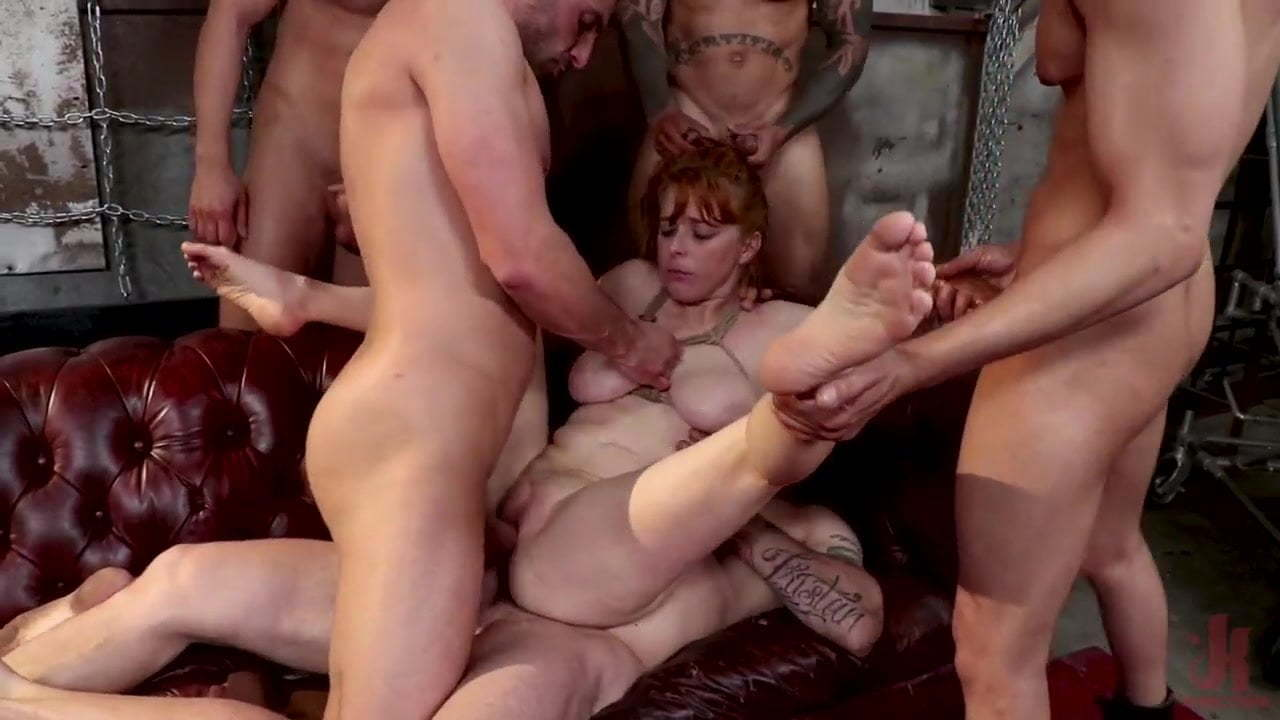 Penny Pax Anal Threesome