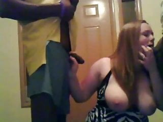 Black on chubby teen tube - Chubby teen gets fucked by 2 bbc