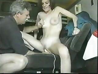 Young porno amature Tv news girl in a porno....