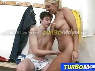 Sporty milf free Blonde milf marketa sex with a sporty student