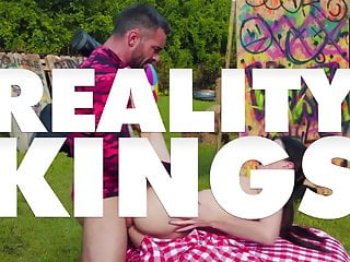 Full reality site threesome video - Luna star - curbed 3 - reality kings