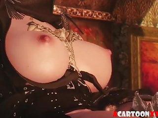 3d lesbian vampire gallery 3d vampire babe fucked by big white dick guy