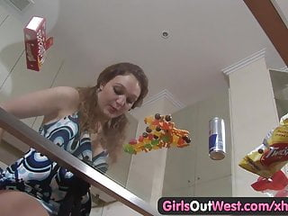 Close out dildo Girls out west - amateur candy lover