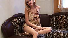 Hot Blonde Ukrainian 7