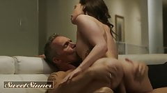 Petite shy stepdaughter Gia Paige loves - Sweet Sinner