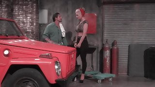 Tommy Gunn needs to repair a jeep