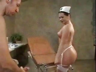 Nurses fucking their patients free Nurse in white stockings fucks patient and gets a facial st69