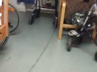 Nude old people - Old people blow job