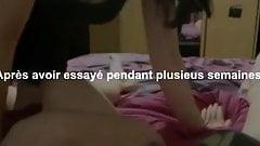 Petite francaise excitee comme pas permis