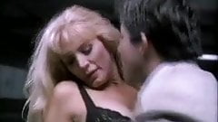 Shannon Tweed having wild sex in a garage