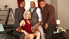 Gangbang For Anniversary - Zoe Sparx