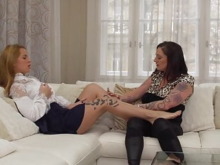 Mom daughter couple fuck video orgy - Taboo lesbian couple mom and daughter