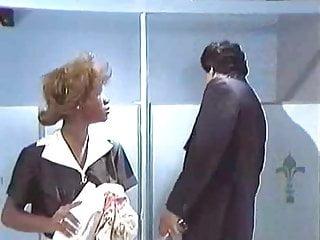 80 s pornstar jamie summers Ladies room 1990