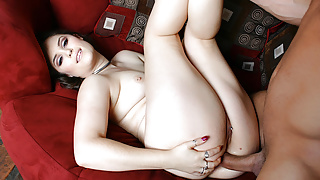 Pierced Pussy MILF Charlotte Vale Has Her Asshole Reamed