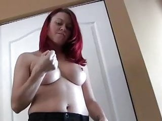Cum slave and lick - Cei - lick up that cum