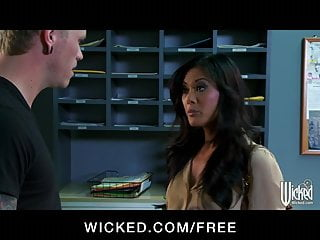 Wicked pictures top porn 2009 - Wicked - beautiful asian babe kaylani lei rides big-dick
