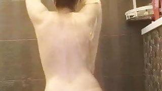 Paki wife in shower