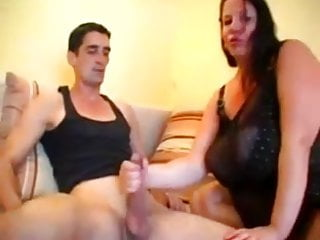 Around fuck pornotube - Fat wife with erfect hangers fucking around