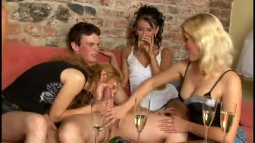 Bi sex parties