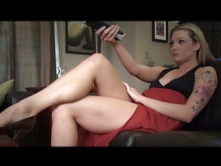 Watch her here porn Cant you see im watching tv here