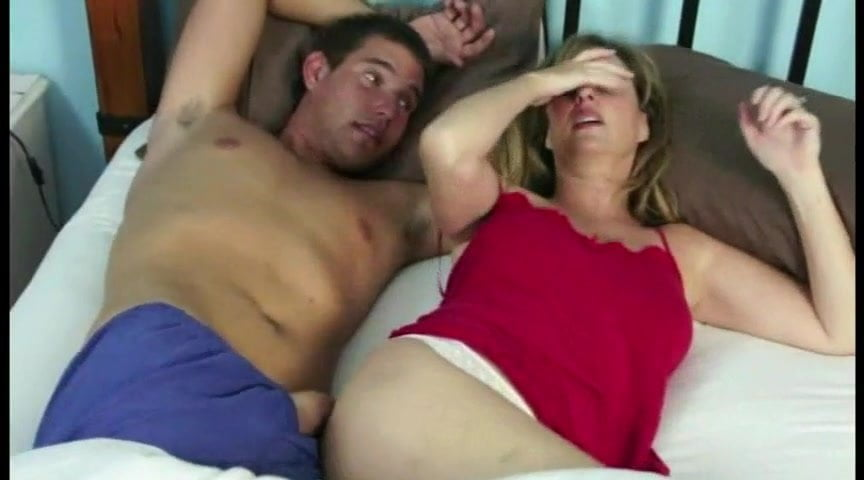 Free Hd Sleeping Big Tits Blonde Milf Step Mom Wakes Up To Step Son Big Cock Porn Photo