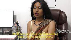 Tamil Tutor and Student (English Subtitles)