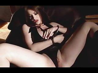 Handcuff blowjob slutload Big titties leather and handcuffs
