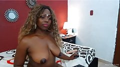 Ebony Divine Goddess to Worship