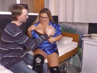 His first huge cock pics jpg - Nerd with his first milf