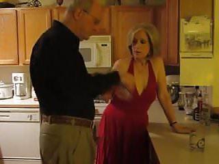 Sheila e prince fuck Granny sheila 6.2 kitchen fuck