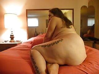 Fuck my grannys ass Getting my big hot ass fucked part 1