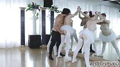 Orgy club