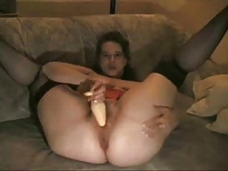 Thick mom sex Thick mature mom anal dilation with buttplug