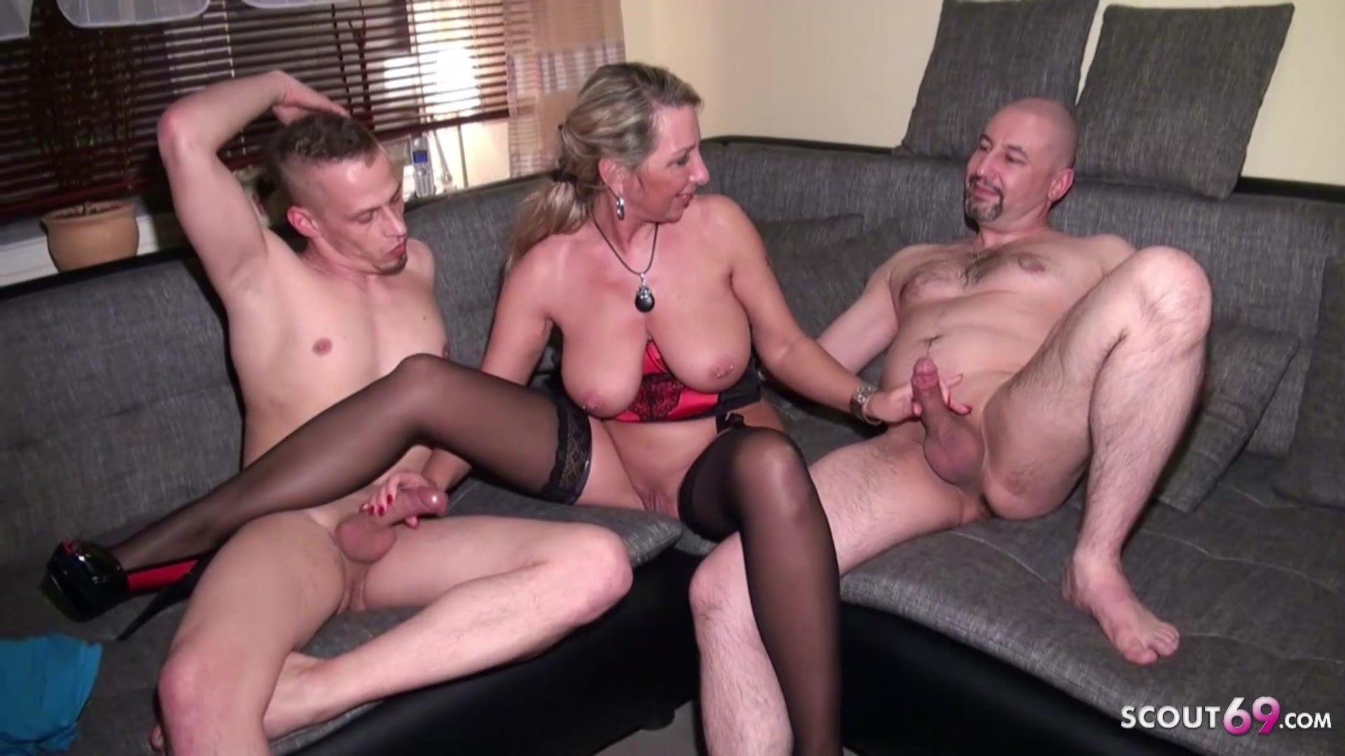 Немецкое порно муж жена и их друг