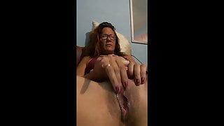 Hot Pussy MILF Masturbating Puertocito Ranch Mexico