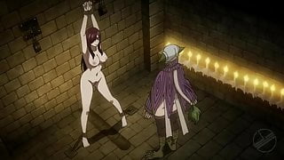 Fairy Tail Erza Scarlett uncensored