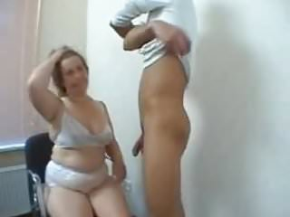 Cellulite mature old women bbw - Old women young cock series 2