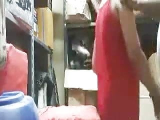 Mature arab couple Arab couple fucking in the store room