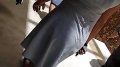 アップスカートホットティーン巨乳