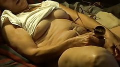 milf getting off