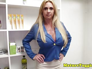 Videos big cock wank Hugetitted stepmom wanks pov cock till cum