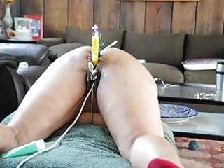 Plumper bdsm videos - Plumper candle play