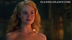 Elle Fanning Nude Scene from 'The Great' On ScandalPlanetCom