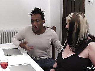 Busty bitch She finding her black hubby fucking busty bitch
