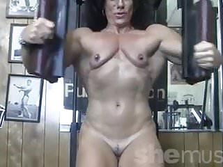 Rivieccio porn annie Female Bodybuilder
