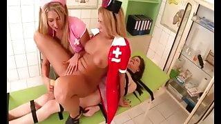 Treatment room for lesbians