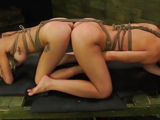 Sex exhibits miami fl Bibi miami and callie calypso get tied up and hammered